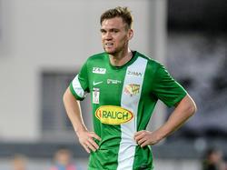 Für Kobleder ist es ein Comeback in grün-weiß. Er spielte bereits von 2013 bis 2015 in Lustenau