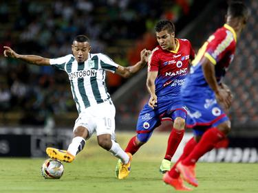 Nacional se impuso sin dificultades ante un débil Pasto con un holgado 4-0. (Foto: Imago)