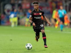 Wendell Nascimento Borges, lateral del Bayer Leverkusen. (Foto: Getty)