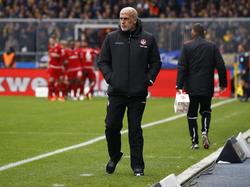 Frontzeck hat den 1. FC Kaiserslautern wieder in die Spur gebracht