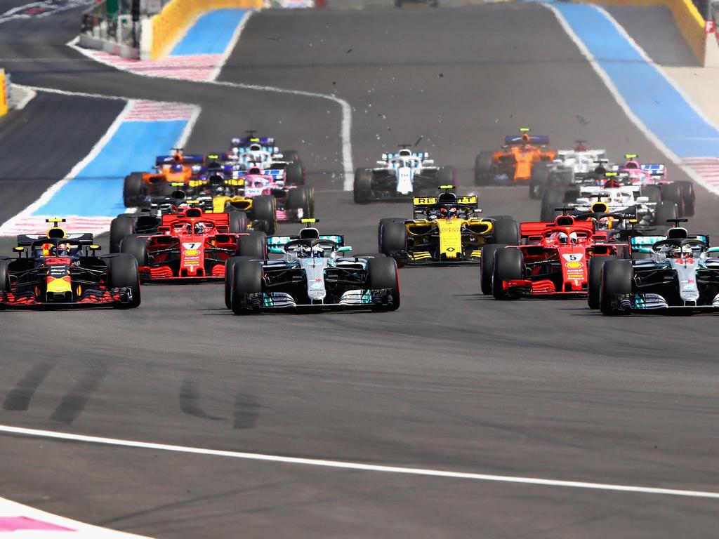 RTL verzeichnet starke Quoten mit der Formel 1