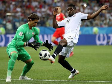 Costa Rica no pudo despedirse con victoria del Mundial. (Foto: Getty)