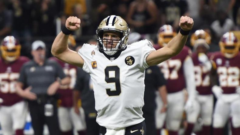 Drew Brees gewann mit den New Orleans Saints einst schon den Super Bowl