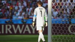 Manuel Neuer strahlt nicht mehr die Sicherheit vergangener Tage aus