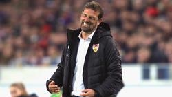 VfB-Stuttgart-Coach Markus Weinzierl sprach über seine Zeit beim FC Schalke