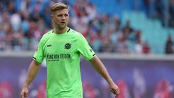 Niclas Füllkrug wird beim SV Werder gehandelt