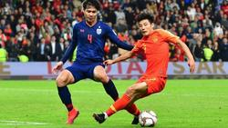 Lei Wu (r.) wechselt zu Espanyol Barcelona