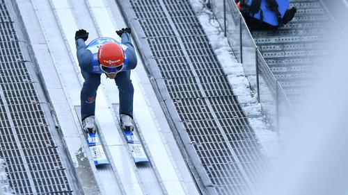 Stephan Leyhe wurde in Polen am Ende Vierter