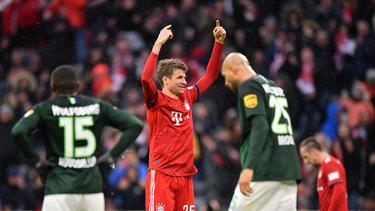 El conjunto bávaro no tuvo rival en su feudo. (Foto: Getty)