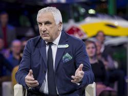 """Hans Krankl nahm sich auf """"Servus TV"""" kein Blatt vor den Mund. © Servus TV/Neumayr/Leo"""