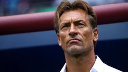 Hervé Renard en el pasado Mundial de Rusia.