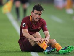 Alessandro Florenzi hatte sich gegen Sassuolo verletzt