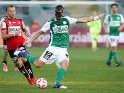 SV Mattersburg - SV Ried