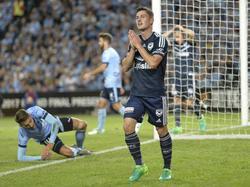 Marco Rojas verlor mit Melbourne das Meisterschaftsendspiel gegen Sydney