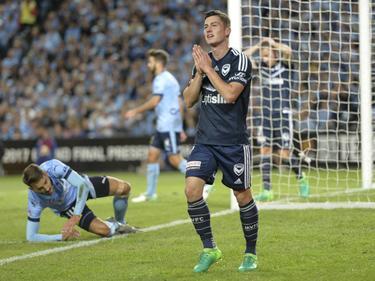 Marco Rojas verlor das Meisterschaftsendspiel mit Melbourne