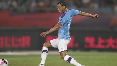 Leroy Sané beginnt gegen Liverpool