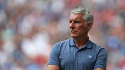 Mirko Slomka erwischte mit Hannover 96 einen satten Fehlstart