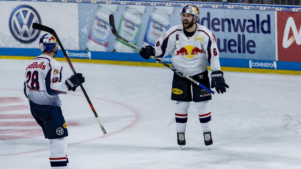 Red Bull München trifft in der Champions Hockey League auf Junost Minsk