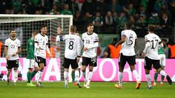 Neben der Freude über das EM-Ticket gibt es auch noch Geld: Die DFB-Stars erhalten eine saftige Prämie