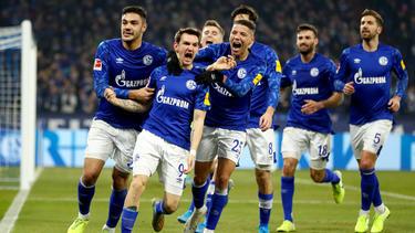 El Schalke 04 ha comenzado de manera impresionante.