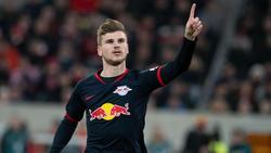 Trifft mit RB Leipzig auf den BVB: Timo Werner