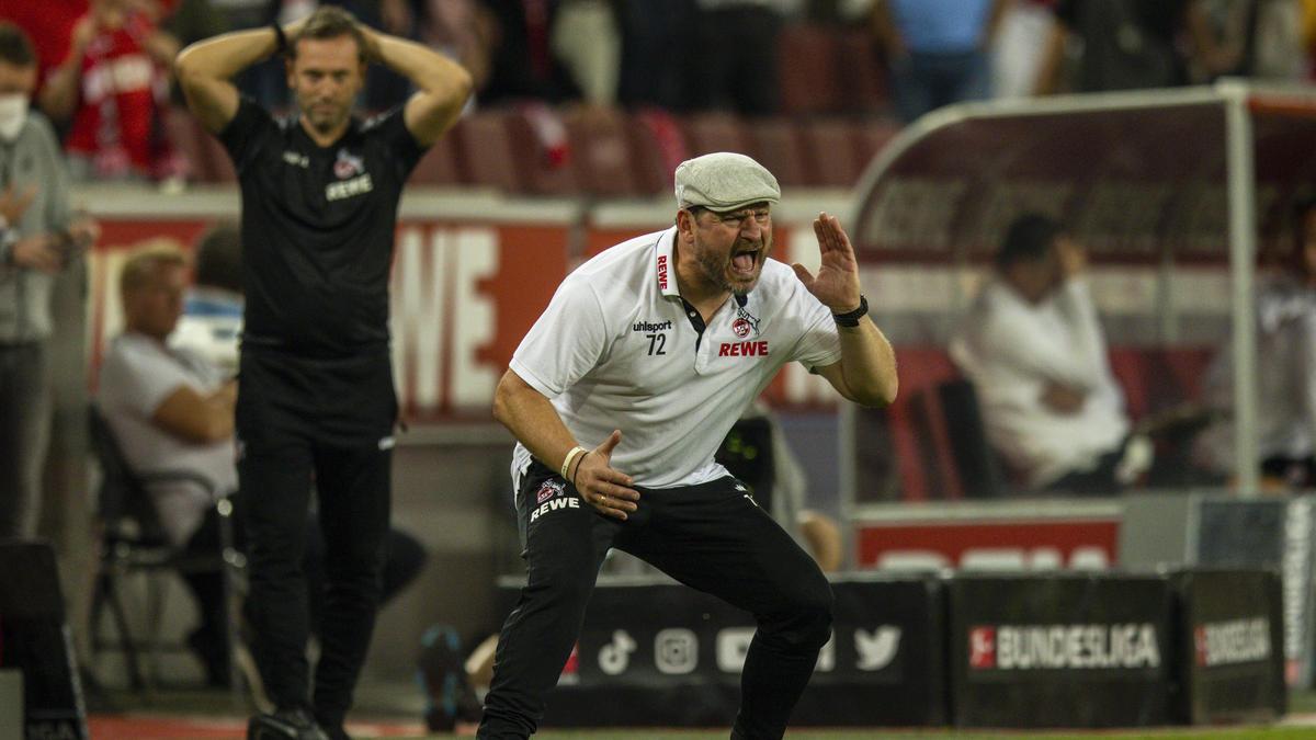 Ist mit dem 1. FC Köln gut in die Saison gestartet: Steffen Baumgart