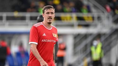 Max Kruse kann im DFB-Pokal nicht mitwirken