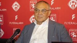 Felix Magath kehrt als Funktionär in den Fußball zurück