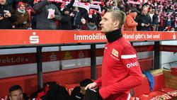 Sebastian Polter will Union Berlin verlassen