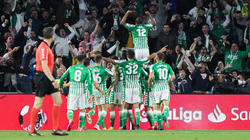 Betis zwang Real Madrid in die Knie