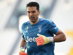 Buffon ha salido como titular ante el Torino.