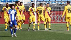 Der FC Barcelona bezwingt Deportivo Alaves 5:0