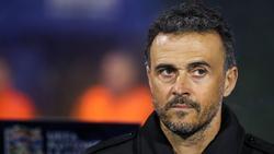 Luis Enrique ist der Nationaltrainer Spaniens