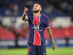 PSG-Star Neymar erhebt schwere Rassismusvorwürfe gegen OM-Verteidiger Álvaro González