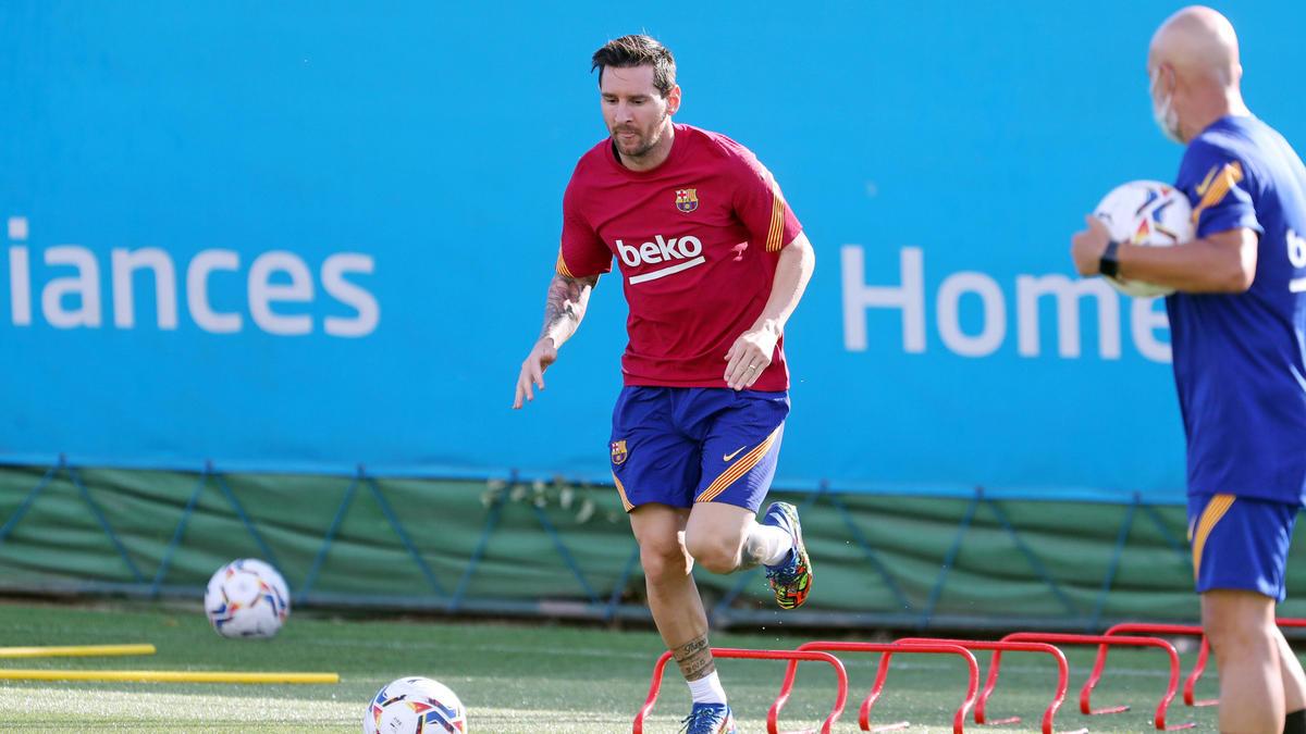 Lionel Messi bleibt Barca-Kapitän