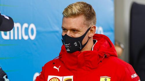 Das Formel-1-Team von Haas flirtet mit Mick Schumacher