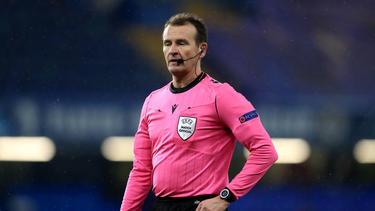 Pavel Kralovec en el duelo de ayer en Londres.