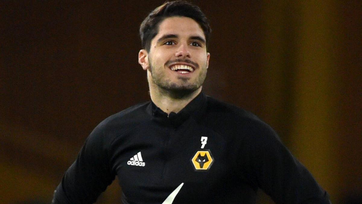 Pedro Neto spielt mittlerweile in Wolverhampton