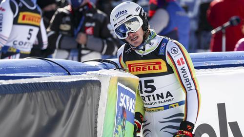 Linus Straßer konnte beim WM-Slalom nicht überzeugen