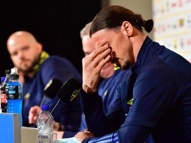 Das Teamcomeback wird für Zlatan Ibrahimović zur emotionalen Angelegenheit
