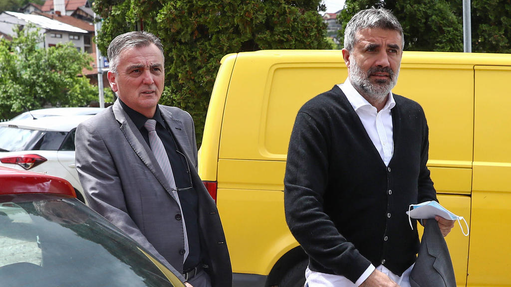 Zoran Mamic wurde in Bosnien festgenommen