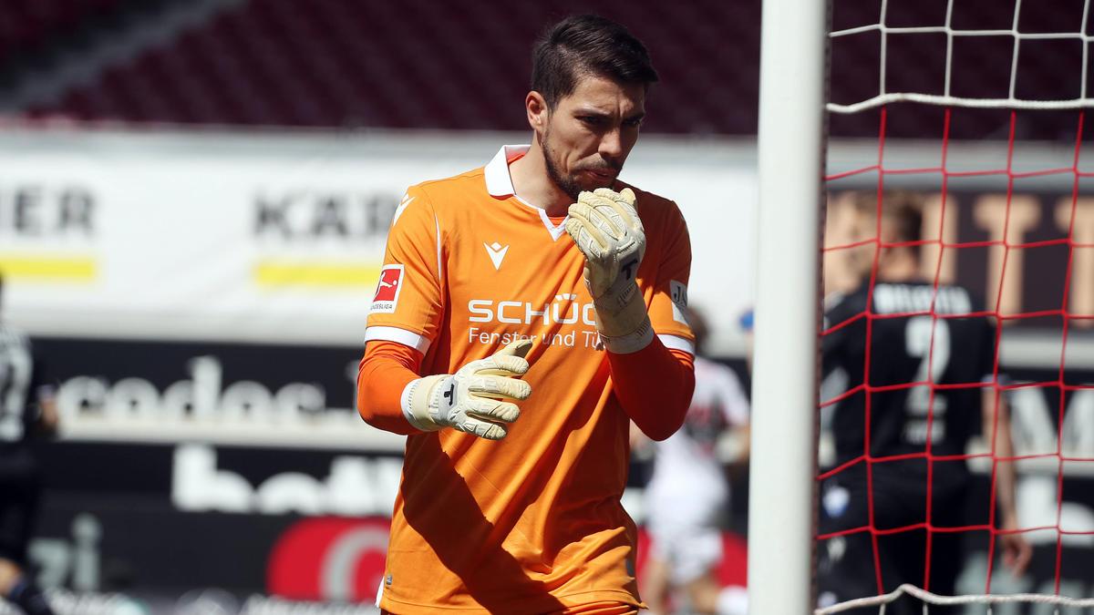 Stefan Ortega wird beim FC Bayern und dem VfB Stuttgart gehandelt