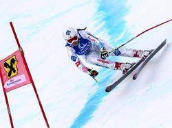 Speed-Königin aus Liechtenstein