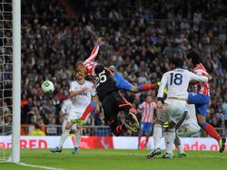 Miranda macht Atlético zum Copa del Rey-Champion 2013