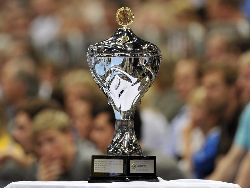 Der EHF-Europapokal feiert sein 20-jähriges Bestehen. Foto: Marius Becker