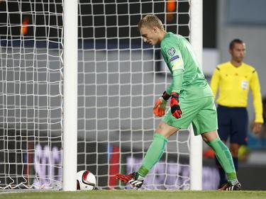 Cillessen defendiendo los palos de la selección holandesa. (Foto: Getty)