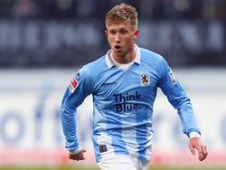 Sebastian Hertner spielt in der Rückrunde für Erzgebirge Aue
