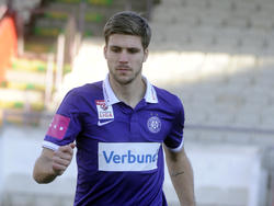 Philipp Zulechner bleibt bei der Austria