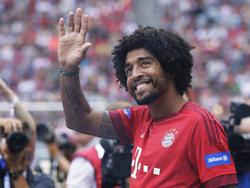 """El brasileño Dante deja el Bayern para """"reforzar"""" al Wolfsburgo. (Foto: Getty)"""