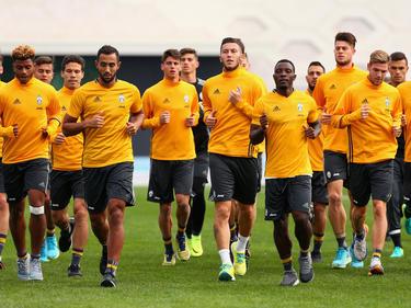 El conjunto italiano sigue con su preparación en Australia. (Foto: Getty)